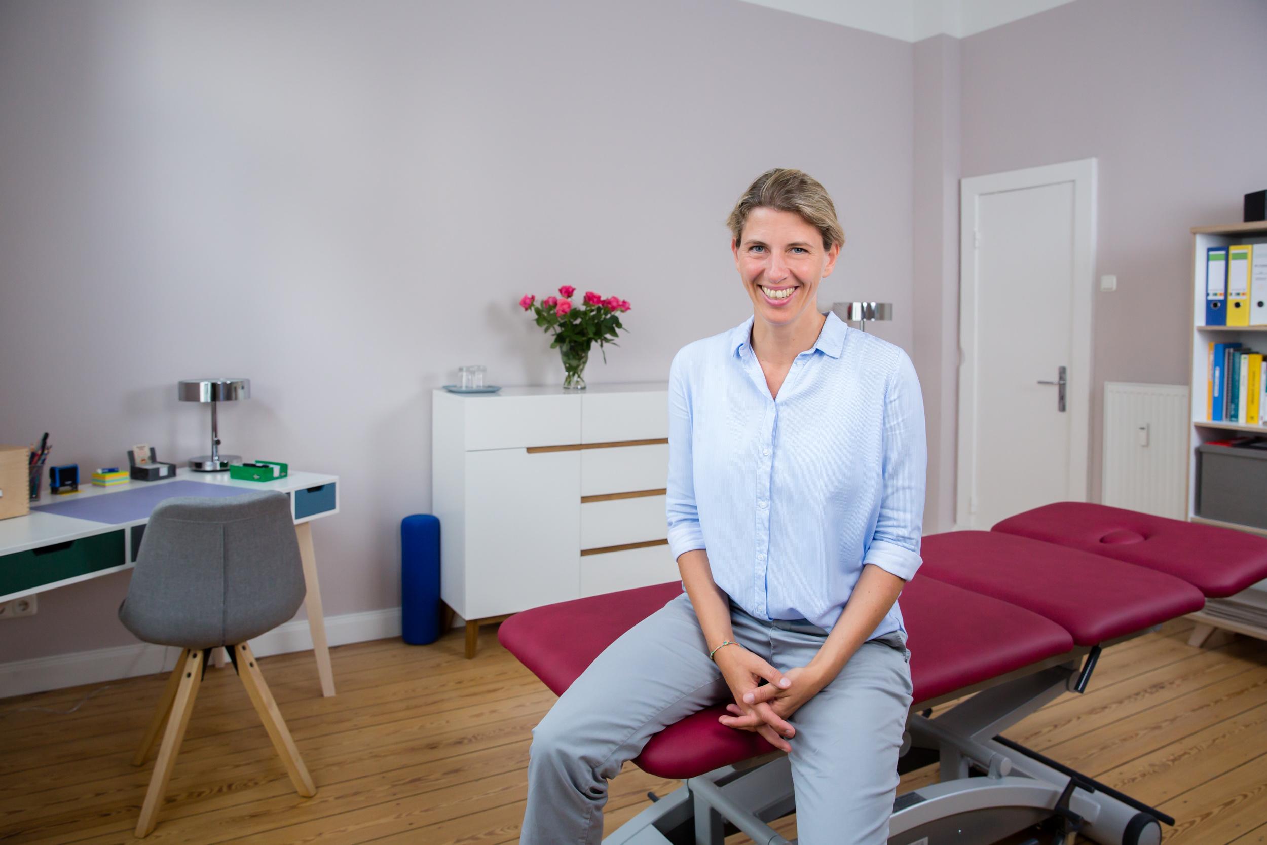 Osteopathie Hamburg Sonja Schrader