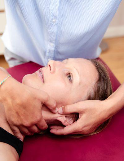 Osteopathie Hamburg Sonja Schrader - Craniosacrale Therapie
