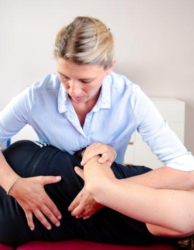 Osteopathie Hamburg Sonja Schrader - Manuelle Therapie